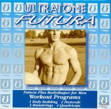 P9 - Izom kidolgozás férfiaknak - ULTRATONE Futura Plus program kazetta