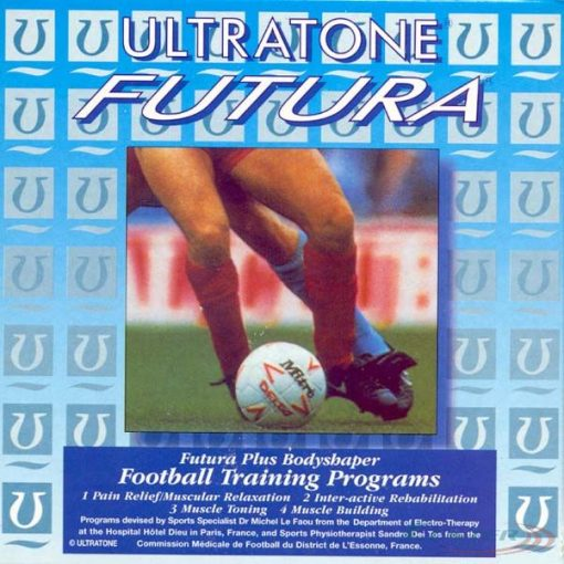 P12 - Futball (sí, kerékpár) tréning - ULTRATONE Futura Plus program kazetta