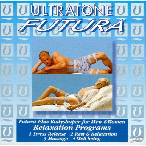 P13 - Relaxáció - ULTRATONE Futura Plus program kazetta